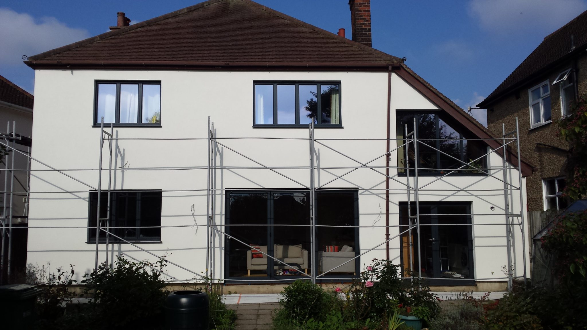 Why Install External Solid Wall Insulation