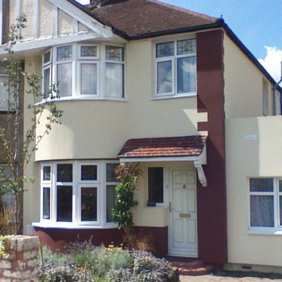 External wall insulation Greenwich