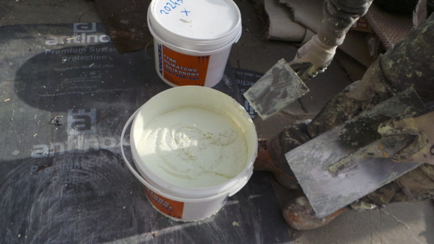 Installing Solid Wall Insulation in the winter months