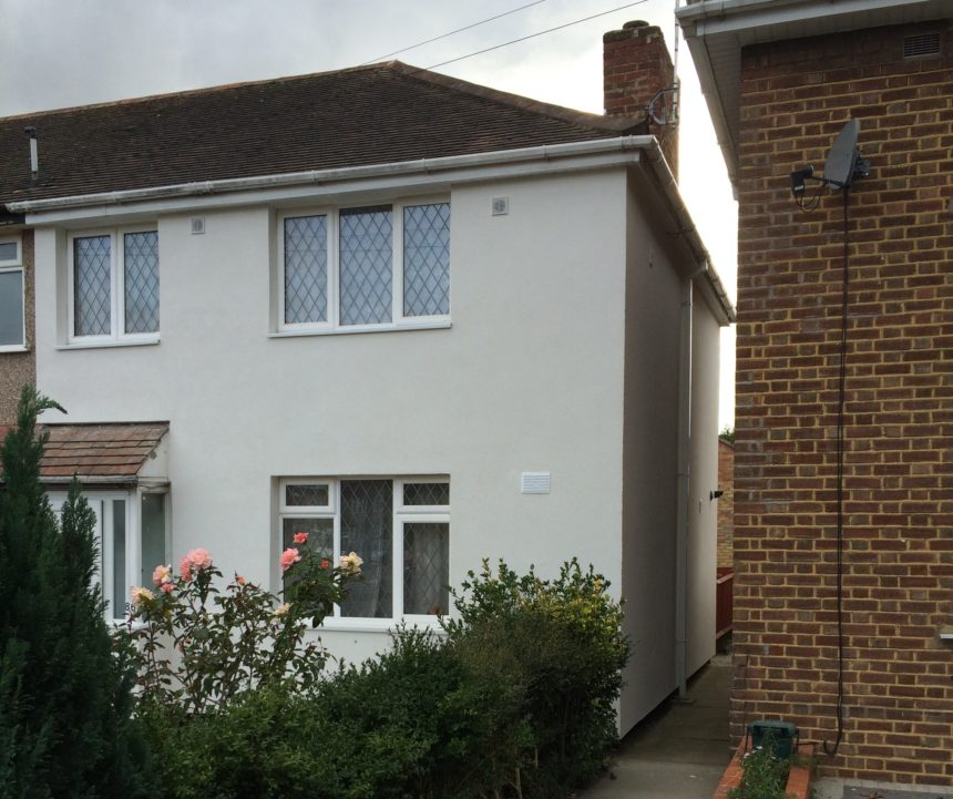 What Does External Solid Wall Insulation Look Like? 4