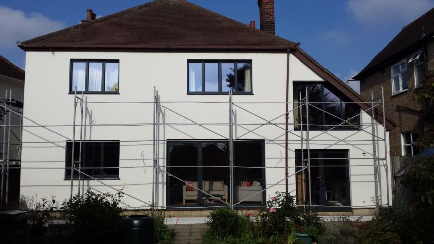 What Does External Solid Wall Insulation Look Like? 3
