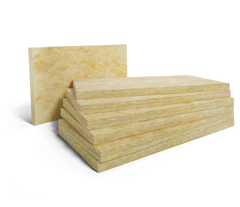 Insulating external walls with wool for Mineral wood insulation