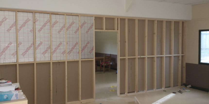 Adhere to building regs and keep valuable internal space with EWI