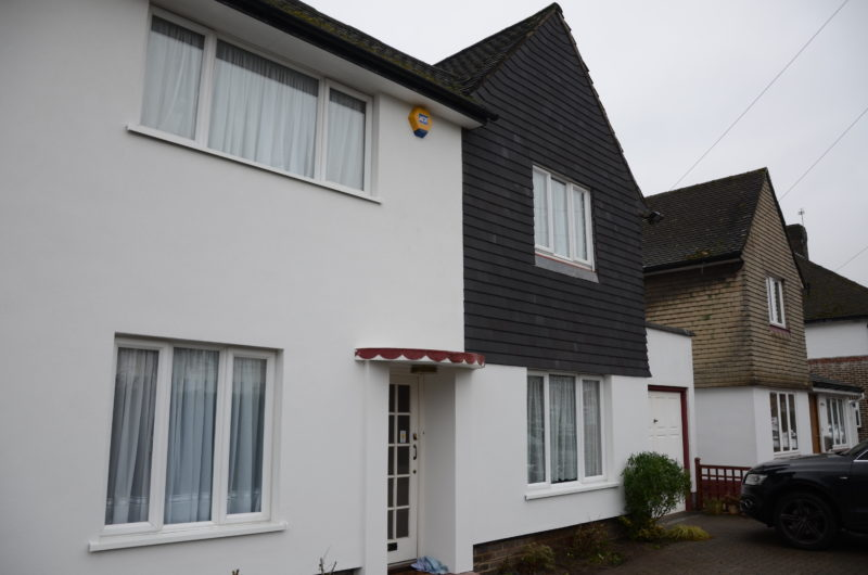 external wall insulation harrow