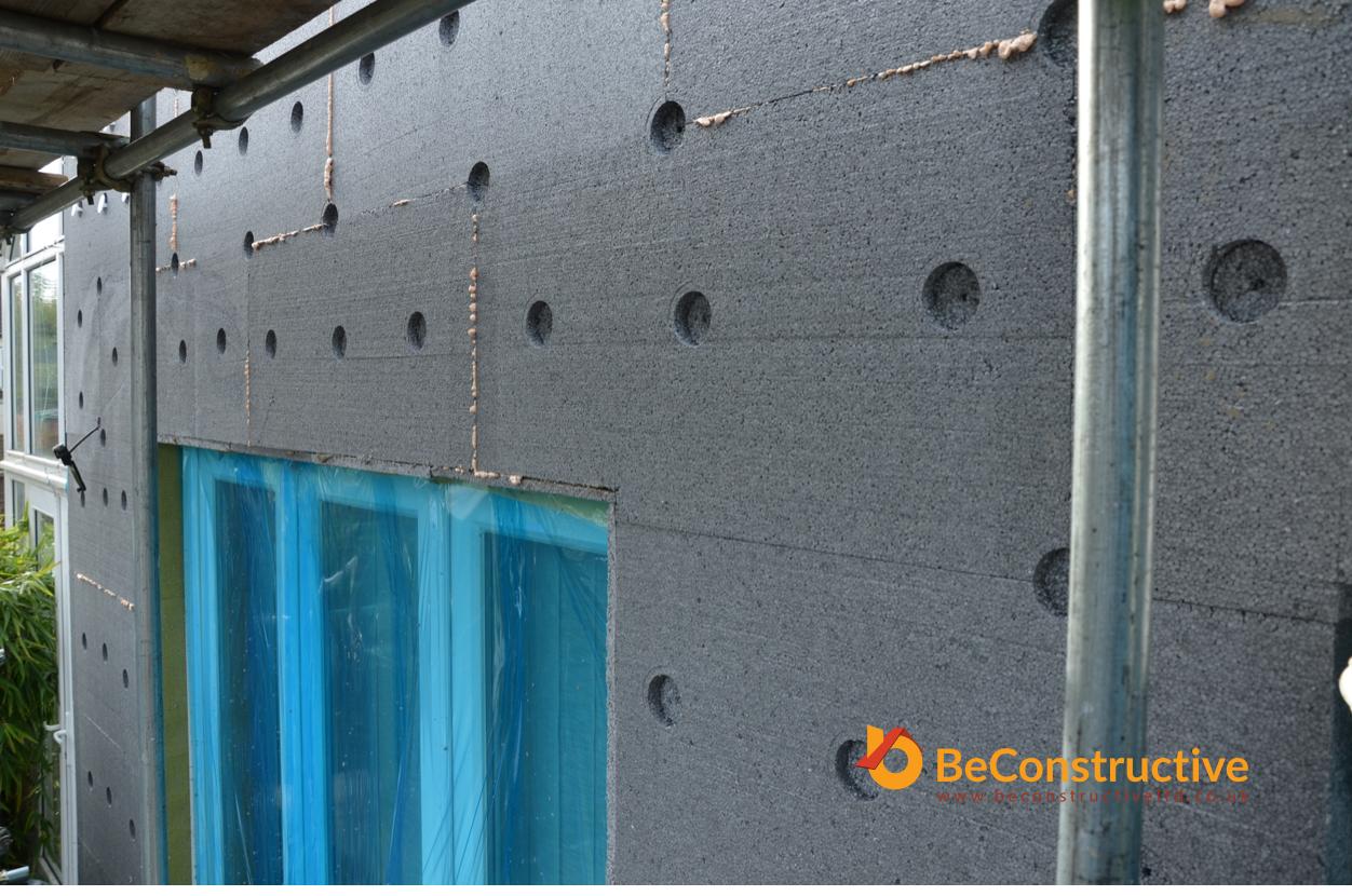 Paint Job Cost >> External Wall Insulation Oxford