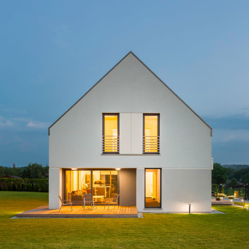 Why use External Insulation in Wales External renders