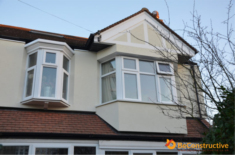 External wall insulation morden