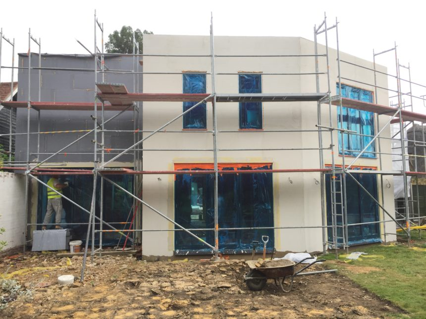 External Wall Insulation East Anglia