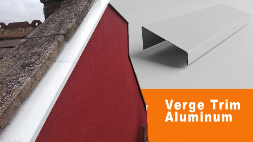 external wall insulation verg trim