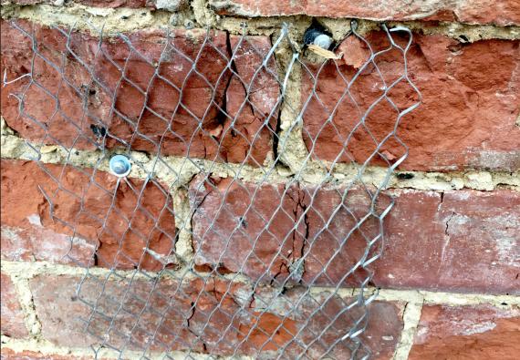 crax on external wall insulation surrey