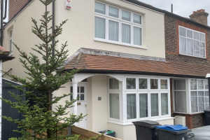 external wall insulation new malden